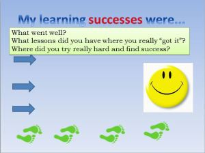 learning reflection 1