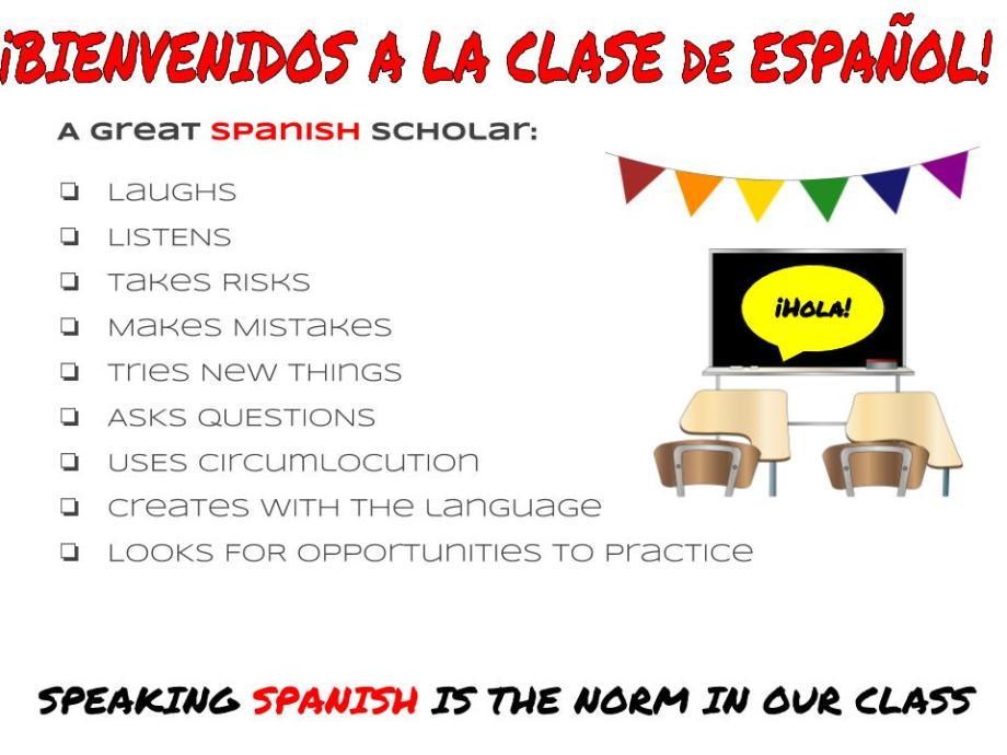 spanish scholar banner